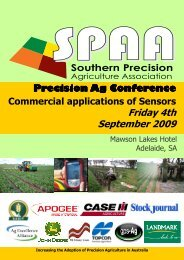 2009 SPAA Conference Proceedings
