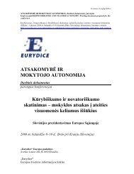 Kūrybiškumo ir novatoriškumo skatinimas.pdf - Švietimo ir mokslo ...