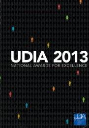 UDIA 2013 National Awards for Excellence - Evolve Development