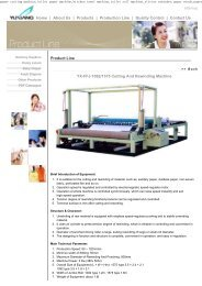 paper cutting machine,toilet paper machine ... - Sanitary products