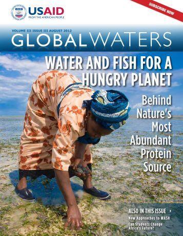 Global Waters August 2012 Issue - Six Half Dozen
