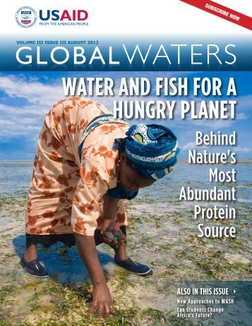 Global Waters August 2012 Issue - Six Half Dozen