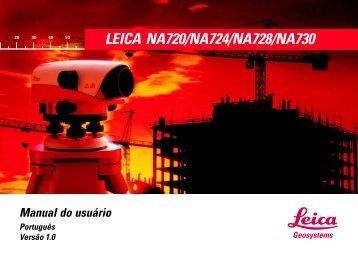 LEICA NA720/NA724/NA728/NA730 - SERTOPO.net
