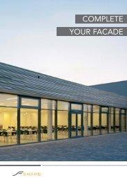 Prospekt | deutsch - fshape GmbH