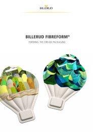 BILLERUD FIBREFORM® - Billerud AB