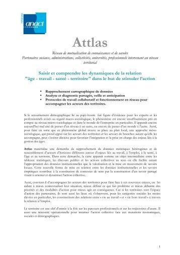 Présentation ANACT - ATTLAS (pdf - 1.2 Mo) - Ministère du Travail ...