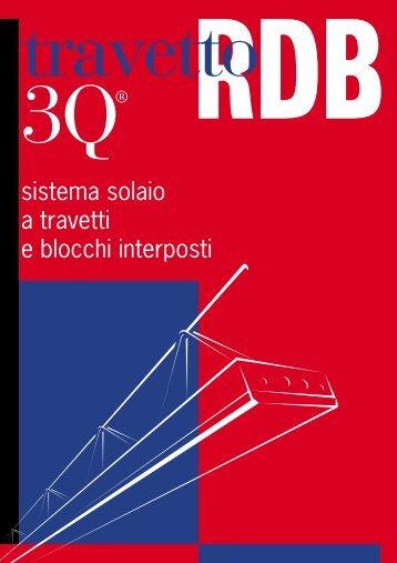 travetto 3Q - Rdb