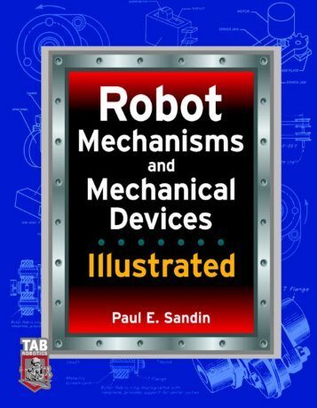 Robot Mechanisms and Mechanical Devices Illustrated - KUT ...