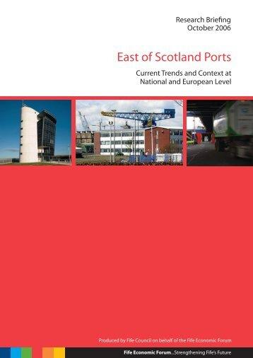 East of Scotland Ports