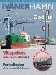 God Jul - Vänerhamn AB