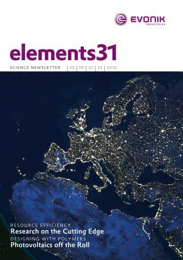 PDF (3.06 MB) - Evonik