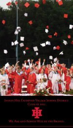 2012SeniorProfileweb.. - Indian Hill School District