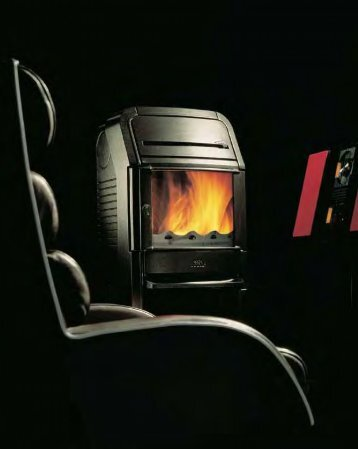 Chapter 7, part 1 - Jøtul stoves and fireplaces