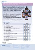High Purity solvents for pesticide residues analysis - Page 2