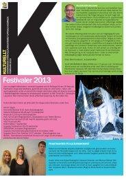 Festivaler 2013 - Uppsala kommun