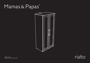 rialto - Mamas & Papas