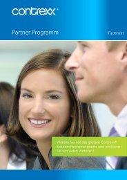 Partner Programm - Contrexx