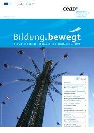 Newsletter 2/2012 - Nationalagentur Lebenslanges Lernen