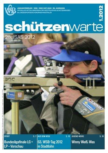 Chronik Abzeichen - Schützenwarte - WSB