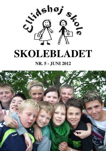 Juni 2012 - Ellidshøj Skole