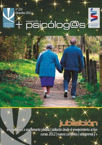 + psicólog@s - Coordinadora de Psicólogos del Uruguay