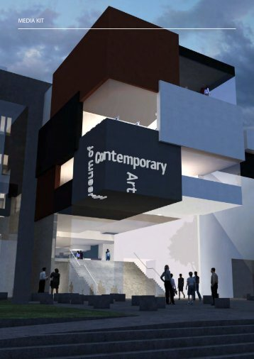 MEDIA KIT - Museum of Contemporary Art
