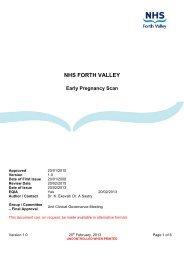 EPAS Scan - NHS Forth Valley
