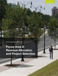 Focus Area 2 - Smart Growth America