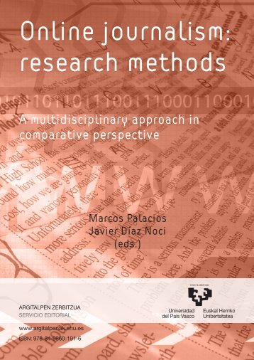 Online Journalism Research methods