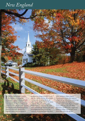 New England - Audley Travel