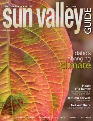 View as PDF - Sun Valley Guide