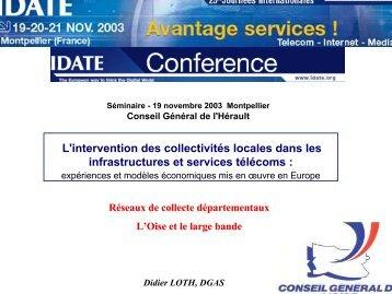 Téléchargez l'intervention (fichier PDF - 1 Mo)
