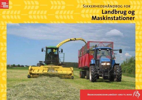 Landbrug og Maskinstationer - BAR - jord til bord.