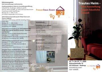 Flyer_Trautes Heim-RZ:Layout 1 - LAG Autonomer Frauenhäuser ...
