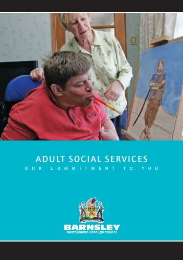 ADULT SOCIAL SERVICES - Barnsley Council Online