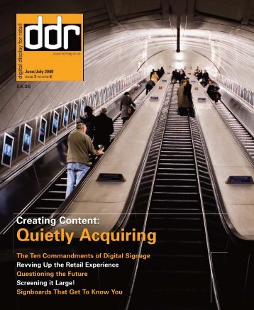 Quietly Acquiring - Acquire Digital