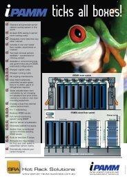iPAMM - Server Racks Australia