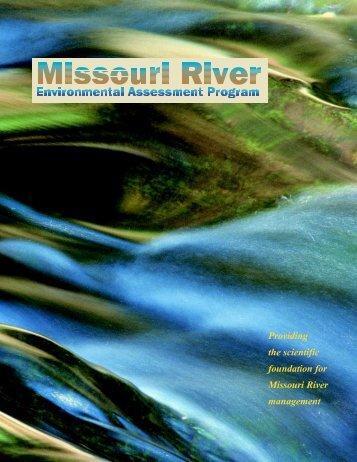 Missouri River Environmental Assessment Program