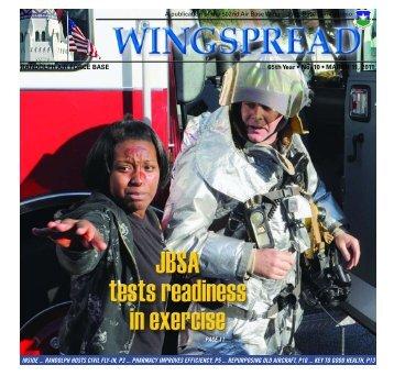 RANDOLPH AIR FORCE BASE 65th Year • No. 10 • MARCH 11 ...