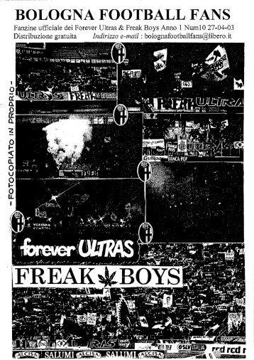 fanza n°10 - Forever Ultras 1974