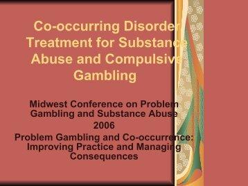 Pathological gambling neuropsychopharmacology and treatment gary simms poker