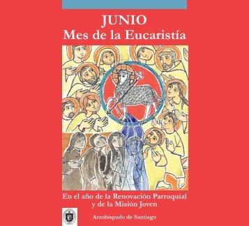 JUNIO Mes de la Eucaristía