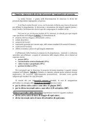 1 Oggetto: rinnovo delle divise del personale impiegatizio ed ...