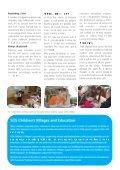 SOS VILLAGES D'ENFANTS MONDE • 37, rue Glesener • L-1631 ... - Page 3