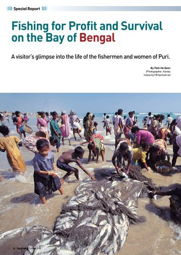 Fishing for Profit and Survival on the Bay of Bengal - APCEIU