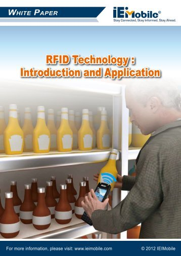 RFID Technology : Introduction and Application - ICC Media GmbH