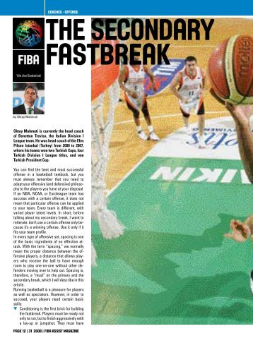 Secondary Fastbreak