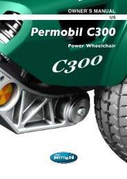 Manual Permobil C300