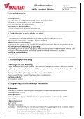 Sikkerhedsdatablad - Skalflex - Page 2