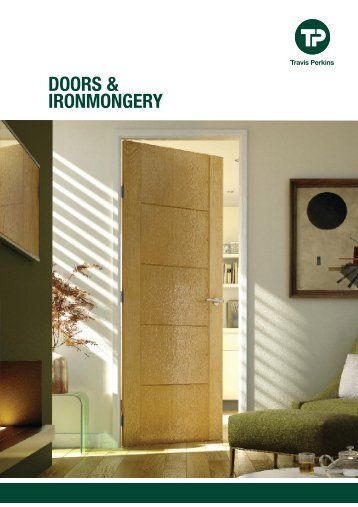 Moulded Doors - Travis Perkins